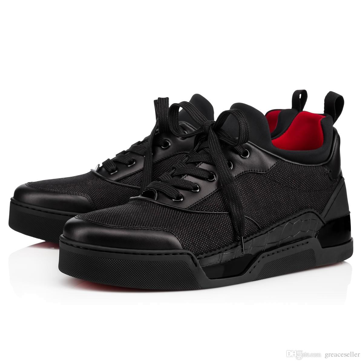 Loubs Low Shoes Men