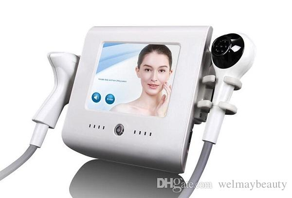 2017 technology focused thermos rf wrinkle removal rf facial massage machine for spa salon
