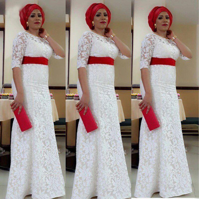 Nigerian Wedding Dress Patterns