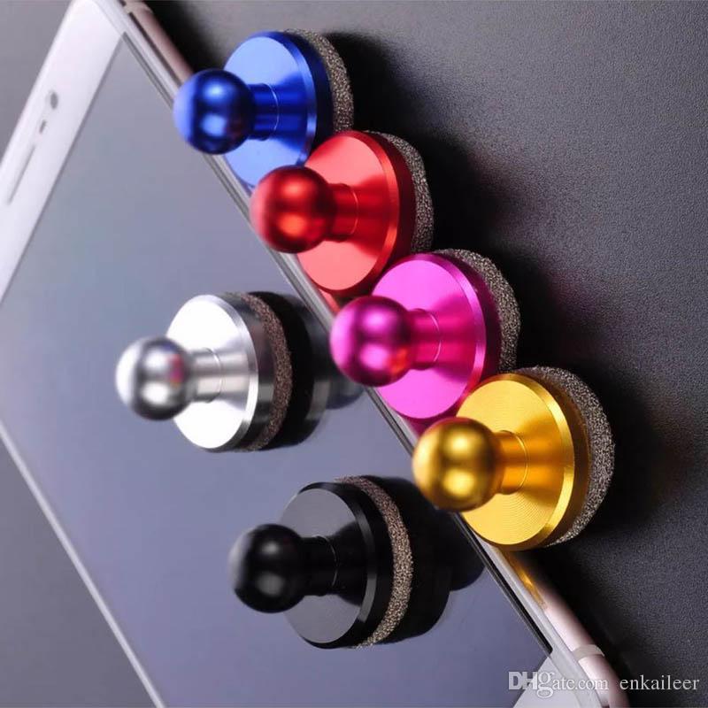 Mini-Joystick IT-Mini-Mobiler Schlag-Joystick Arcade-Game-Stick-Controller für iPad Android Tablets PC schnelles freies Verschiffen durch DHL