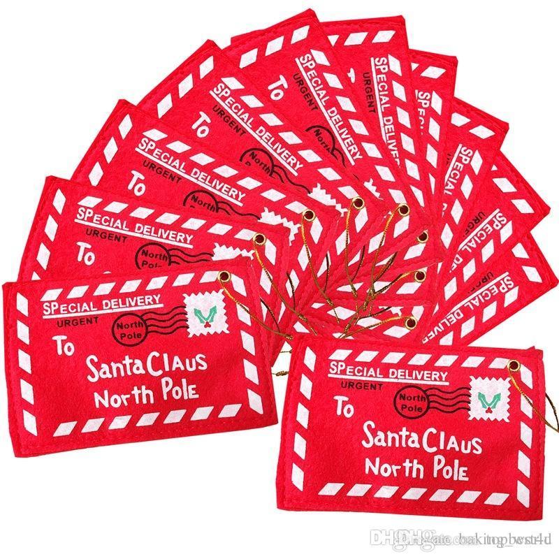 Cute Handmade Cartoon Santa Claus Christmas Bear Blessing Cards Kids Birthday Merry Greeting 12cm8cm