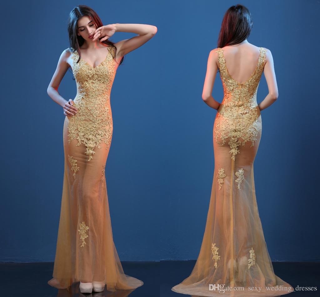 Prom Dresses Models