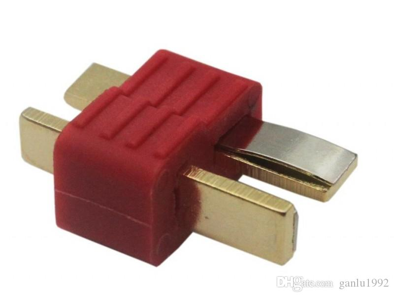 Red XT Plug Male And Female High Current Dedicated Charge Plugs For Remote Control Model No Slip Gold Plated 0 55hh I1