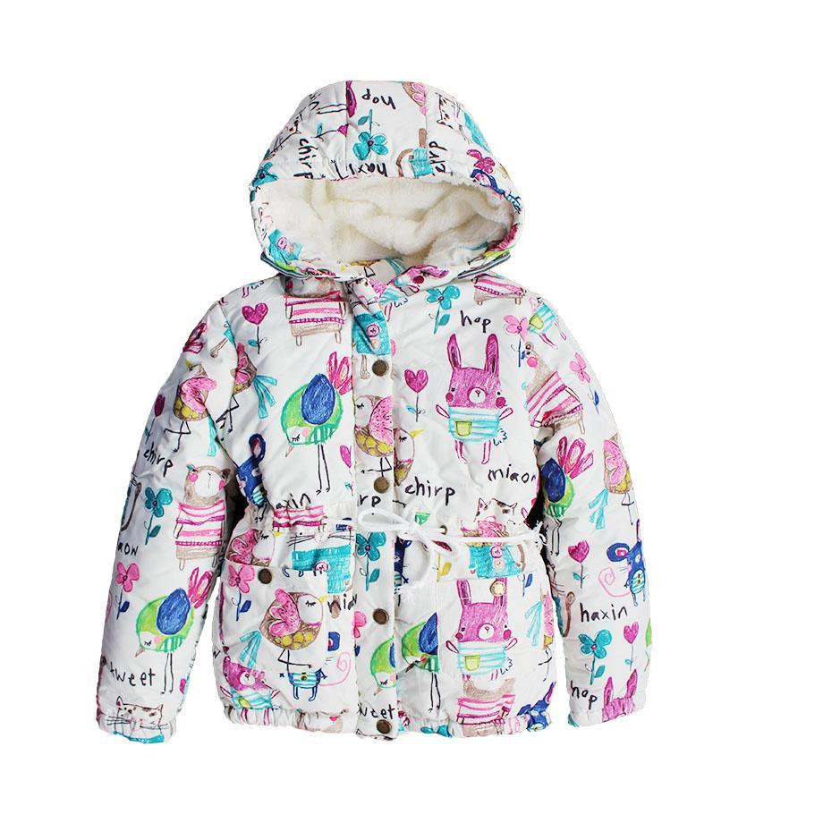 2016 Winter Next New Baby Girls Coat&Amp;Outerwear Kids Parkas ...