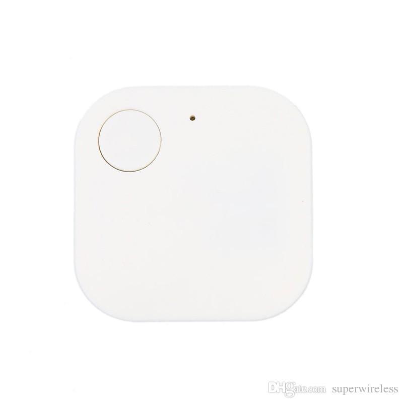 YENI Mini Üçgen Kablosuz Akıllı Etiket Bluetooth Anti-Kayıp Alarm Tracker 5 Renkler Mevcut GPS Bulucu Alarm Anahtarlık