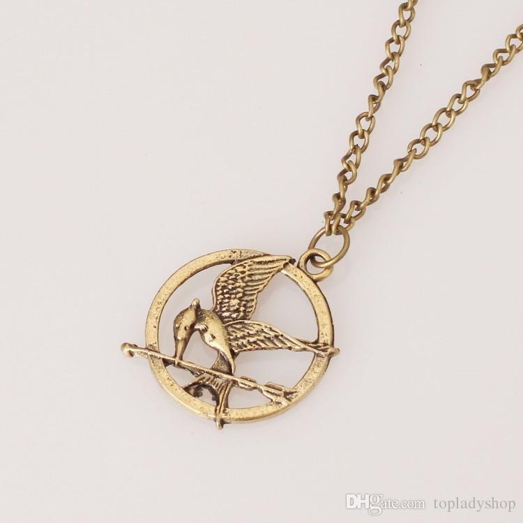 hot sale pendant necklace bird necklace pendant necklace Wholesale