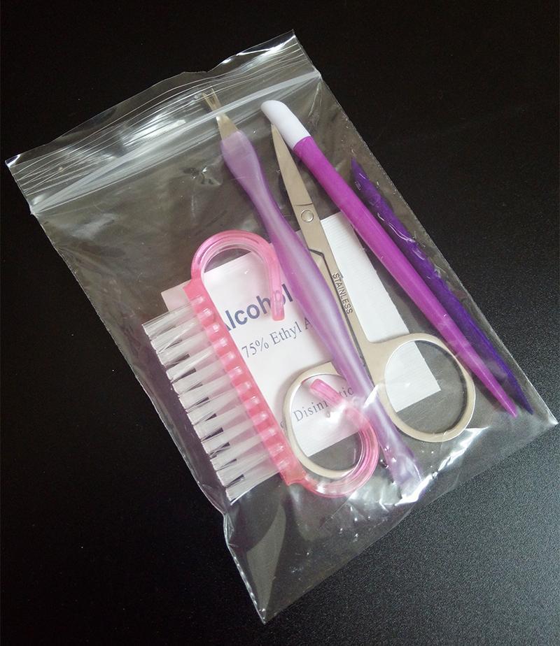 Wholesale Family Useful Nail Tools.Nail Pusher+Nail Pegwood+Nail ...