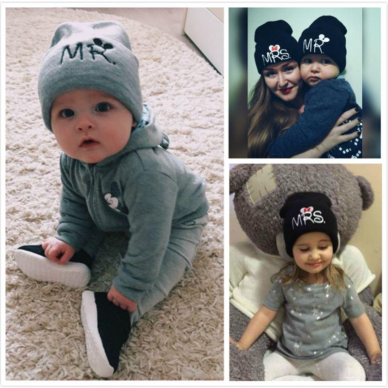 f70c6251394 2019 Winter Warm Baby Hats Baby Cap For Children Winter Knitted Hat Kids  Brand Boy Girls Hat Casquette From Clover shop