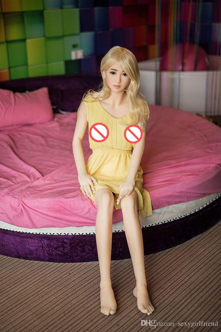 158cm Real silicone sex doll, realistic female body big ass breast pussy sex love dolls toys for man masturbator male mannequins