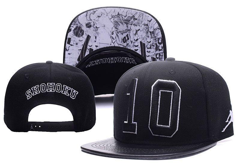 Number 10 SHOHOKU Snapbacks Fashion Hip Hop Cap Spackjam Snapback Caps Snap  Backs Baseball Hats Casual Street Sun Hat For Sale Caps For Men Custom  Baseball ... 5bea5c5c6606