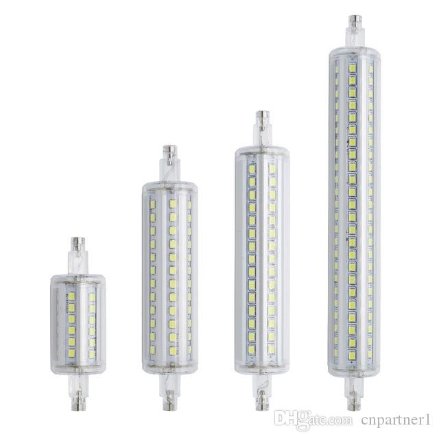 Led Lamparas Dimmable R7s Led Corn Light 78mm 118mm 135mm 189mm