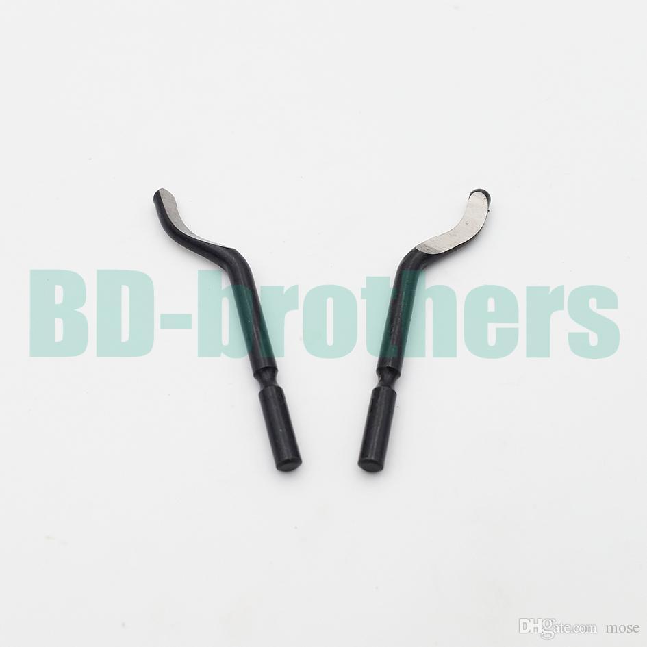 BS1010 Blade Set Noca Deburring Blades for Plastic/Aluminum/Copper Burr Processing Tools Hand Deburring Tool