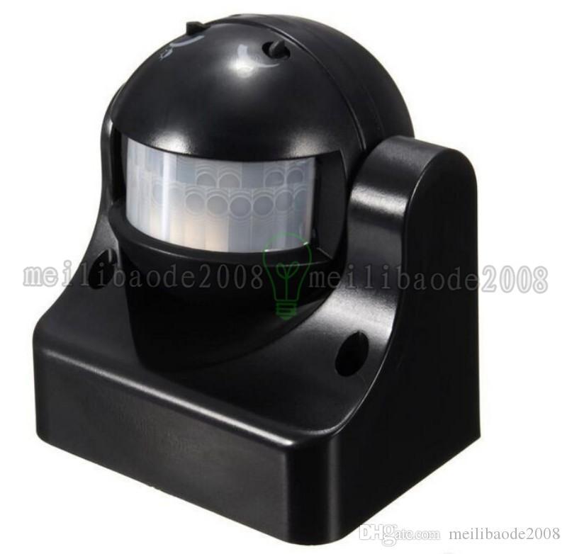 Durable 12M 180 Degrees Auto PIR Motion Sensor Detector + Switch Home Garden Outdoor Light Lamp High Quality MYY