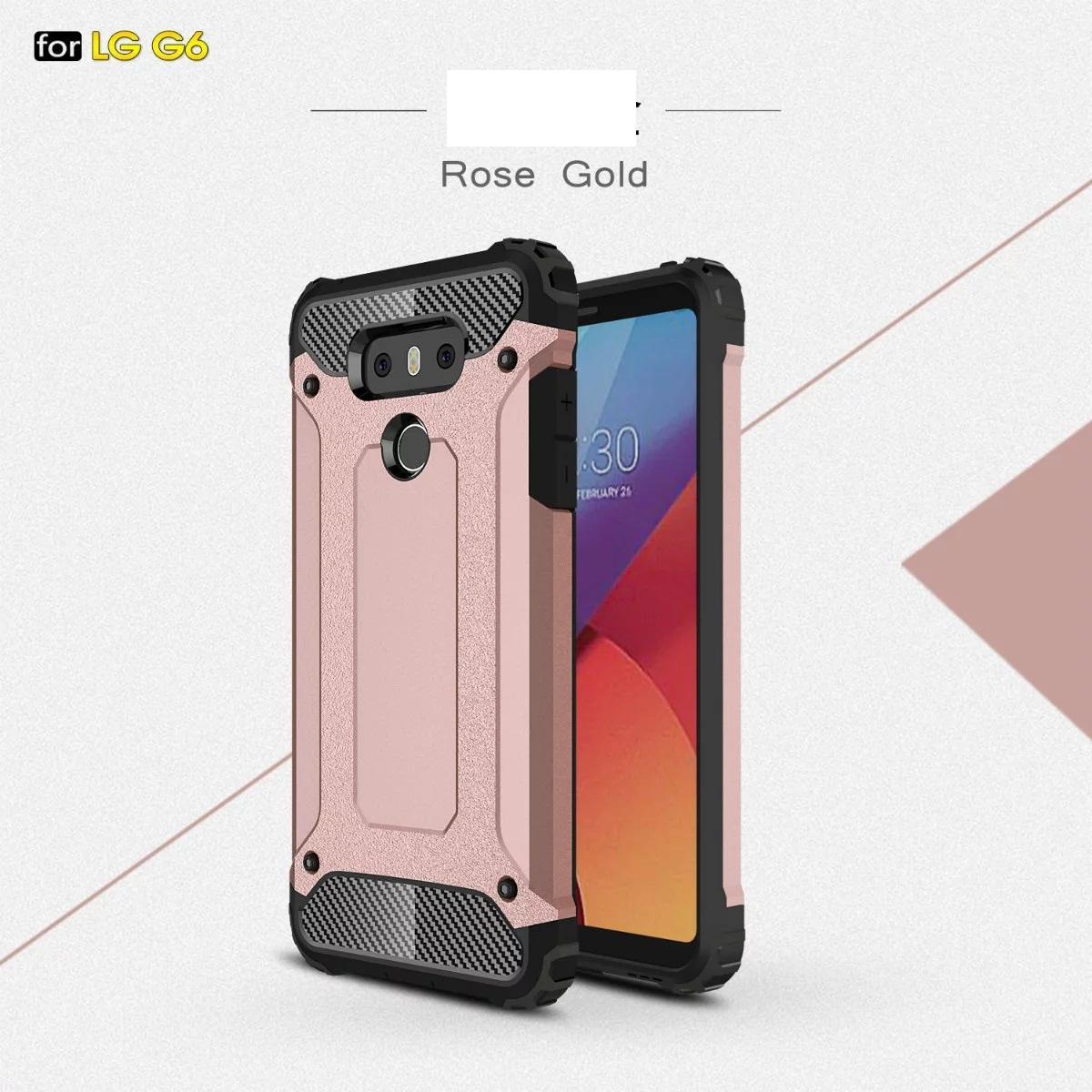 RG G6 G5 Q6 Galaxy S7 Edge S7 Plus S6 Edge Plus S6 Edge S7 Plus S6 Edge Plus S6 Edge Plus 用アーマーハイブリッドディフェンダーケースTPU + PC耐衝撃カバーケース