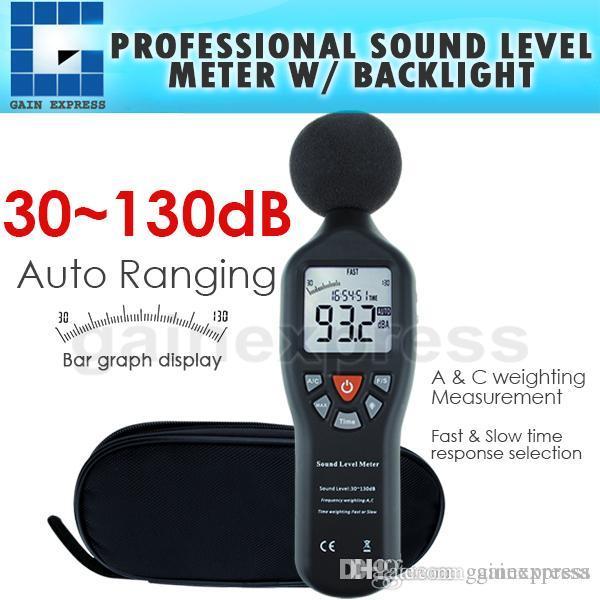 2019 slm 24 professional decibel meter tester digital sound level