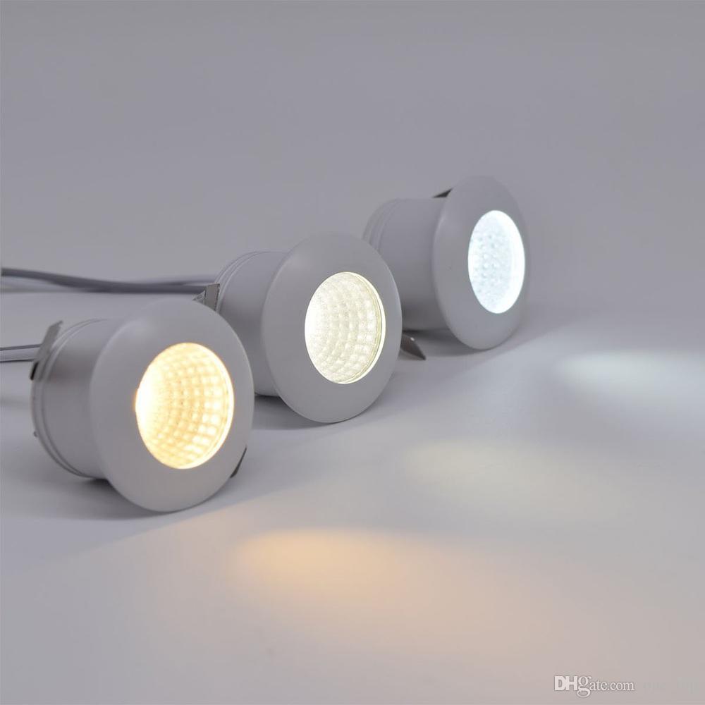 Großhandel 3w Cob Led Showcase Beleuchtung Kleiderschrank Licht ...