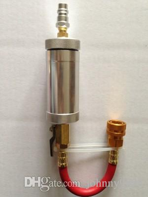 ÜCRETSIZ KARGO !!! oto ac tamir aracı R134A R12 R22 soğutucu yağ dolum aracı, kompresör yağ şarj, yağ enjektörü