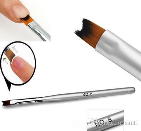 Professionelle französische Nail Art Malerei Phototherapie Pen