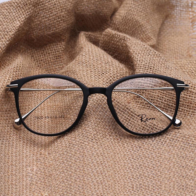 Compre Atacado Chashma Marca Tr 90 Rodada Eye Glasses Vintage Óculos  Prescrição Frame Mulheres E Homens De Value333,  23.11   Pt.Dhgate.Com d4b17c63e5