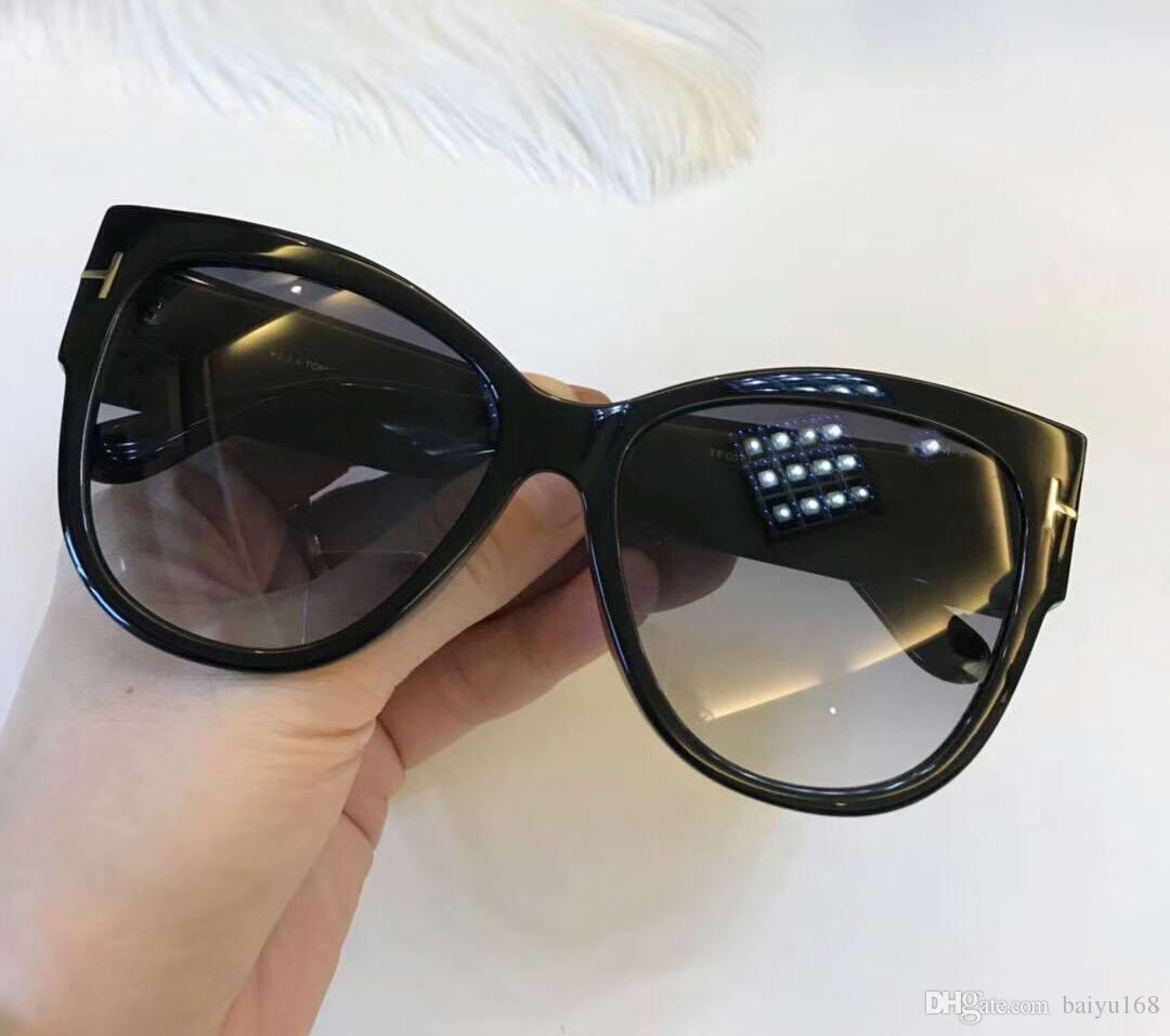 Lunettes De Soleil Eye Eye Fashion Beautiful Sunglasses Lentille Gris Cadre Noir Nz3RNPYrs0