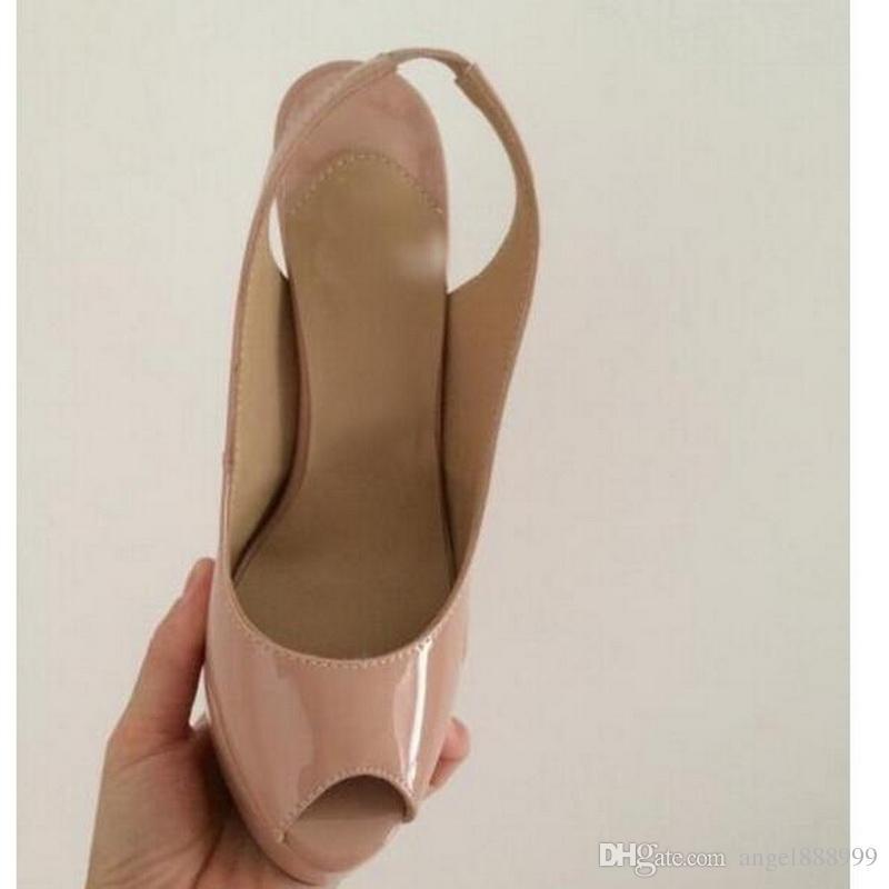29db0330887e Luxury Brand Red Bottom High Heels