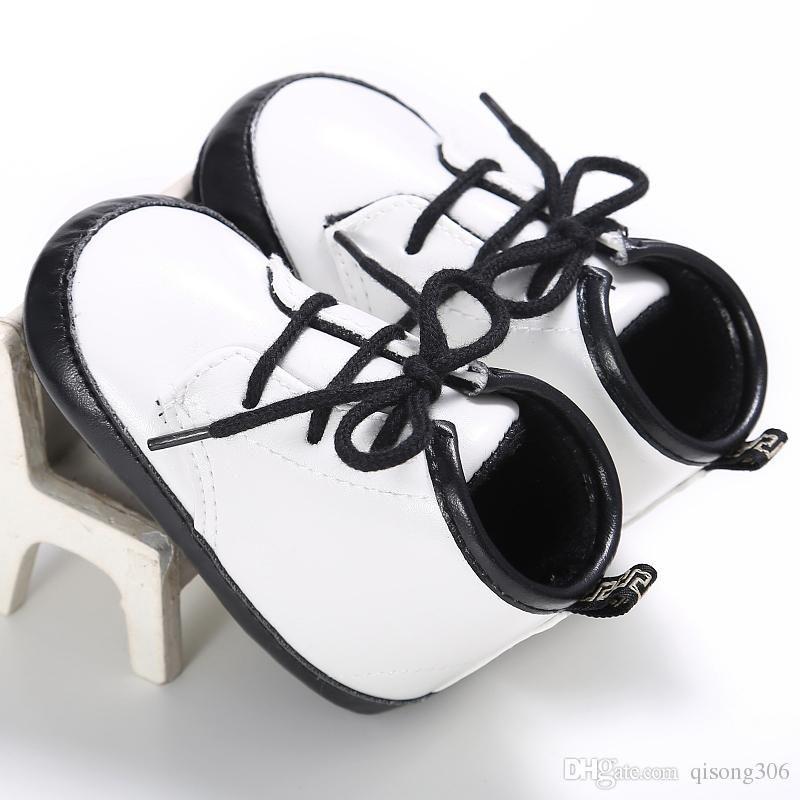 2017 HOT Non-slip nouveau-né 0-1 ans garçon fille gel bébé chaussures fond mou loisirs bébé chaussures bébé premier marcheur infantile Toddler chaussures