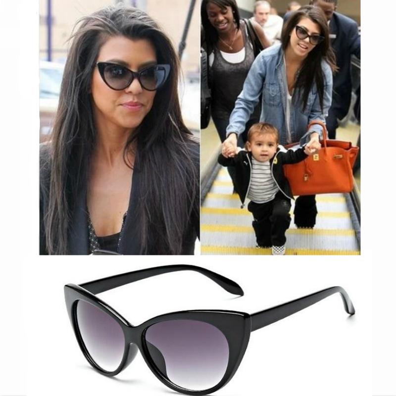 056095a2e2f Wholesale- ANEWISH Fashion Vintage Glasses Women Cat Eye Eyeglasses ...