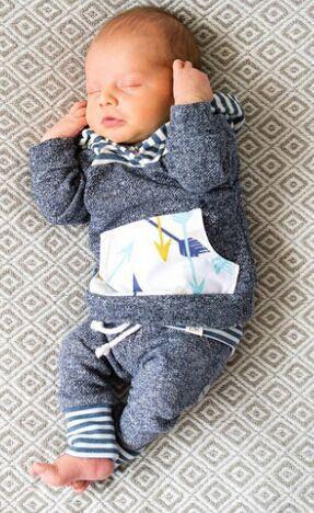 9d6f86a6f 2017 New Fall Autumn Newborn Baby Boy Girls Clothes Cute Christmas ...