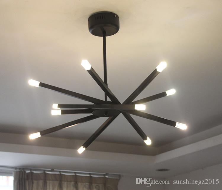 Whiteblack modern style adjustable horizon stars ceiling light whiteblack modern style adjustable horizon stars ceiling light creative horizon lights bedroom diningroom living room bar lighting fixture horizon stars mozeypictures Image collections
