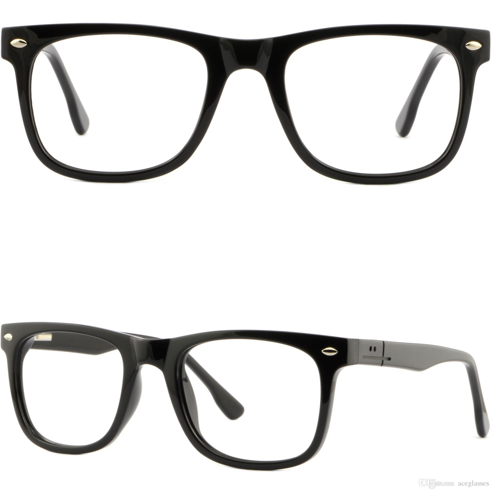 Großhandel Männer Frauen Kunststoff Acetat Rahmen Brillen Brillen ...