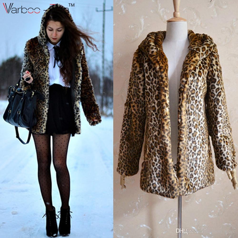 Cheap faux fur coats for women
