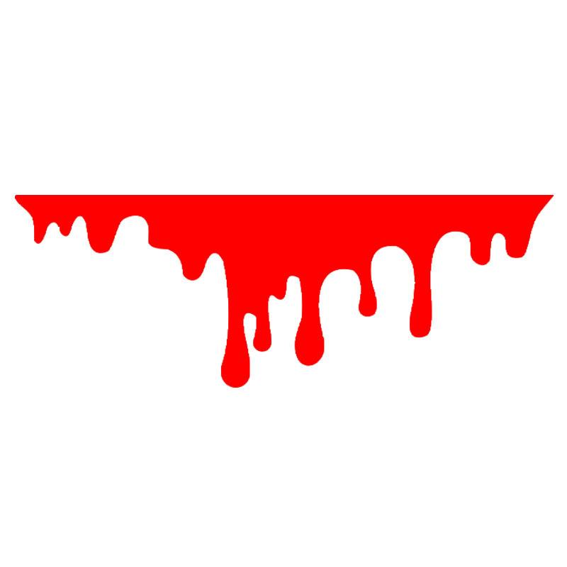 Personalized Car Sticker Blood Refletive Decals Murderous - Personalized car stickers and decals