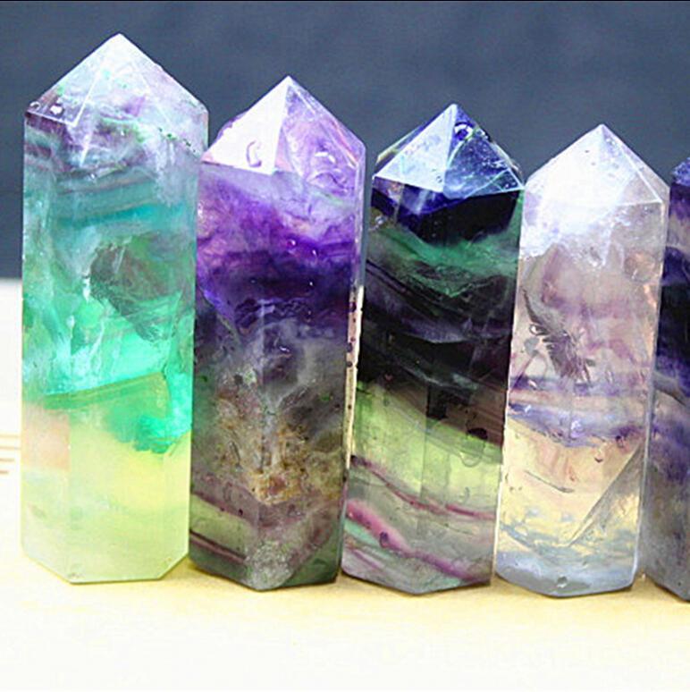 39847675298 Compre Natural Ametista Fluorita Pedra Bruta Fluorita Verde Cristal Em Pó  Coluna Coluna De Energia Artigos De Decoração De Feng Shui De  Crystalgarden