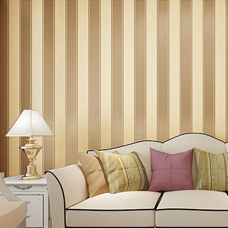 Wholesale Wallpaper High Quality Mural Modern Striped Wallpaper For ...