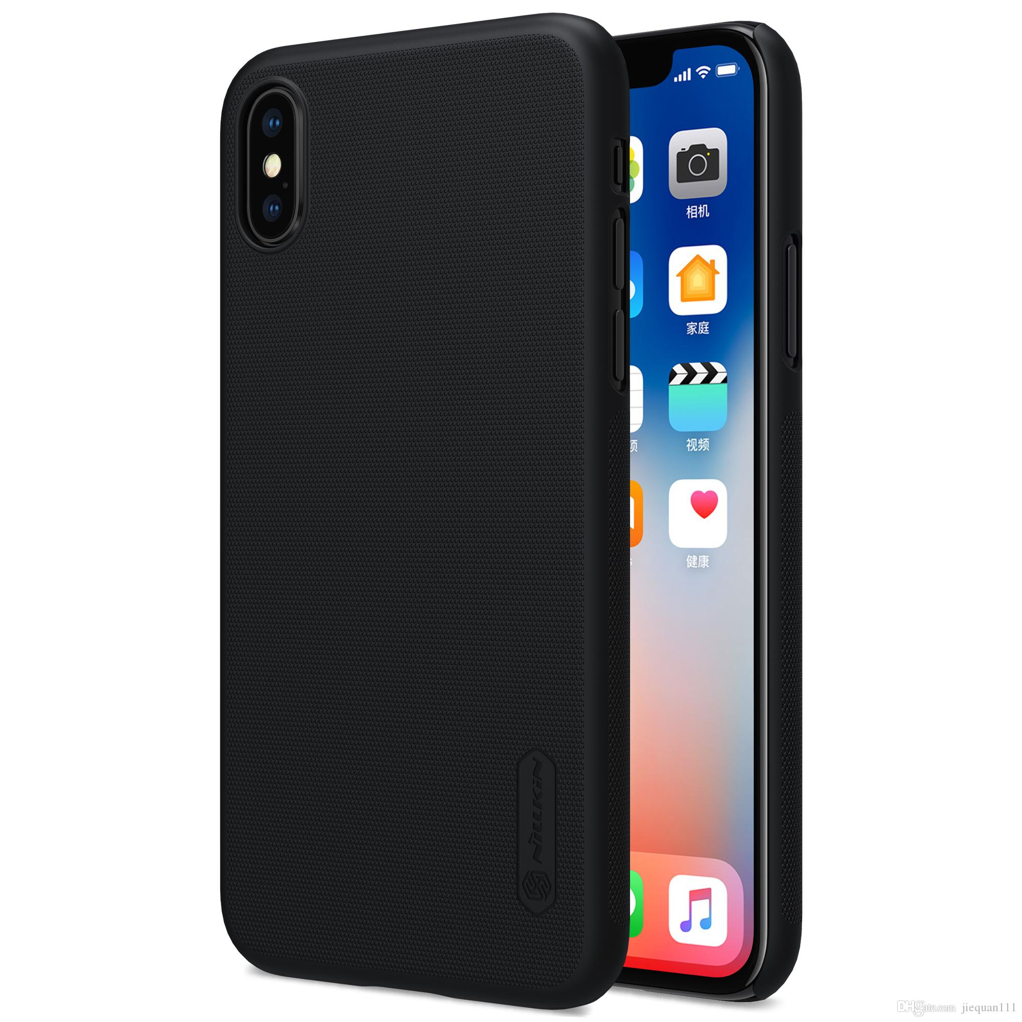 custodia rigida iphone x
