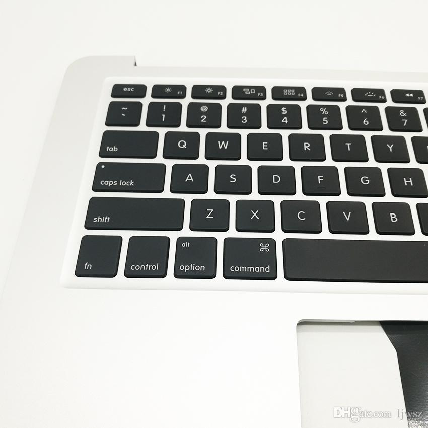 "New Top Case US Keyboard For Macbook Air 13"" A1466 Topcase Palmrest Keyboard 2013 2014 2015 Years"