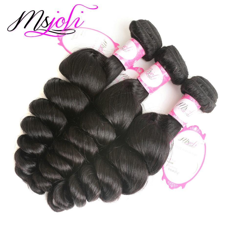 9A Mink brasileño de la Virgen del pelo de lotes onda del cuerpo / brasileña mechones de cabello humano suelta la onda profunda de la onda recto rizado del pelo de la armadura de lotes