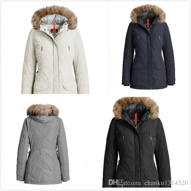 2018 2017 Women Thin/Light Brand Down Jacket Winter Pjs Rita Down ...