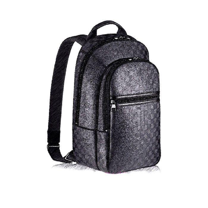 2019 Newest Classic Fashion Bags Brand Designer Women   Men Backpack Style  Bag Unisex Shoulder Handbags Travel Hiking Bag  58024 Leather Backpacks One  Strap ... e41e7a008ad55