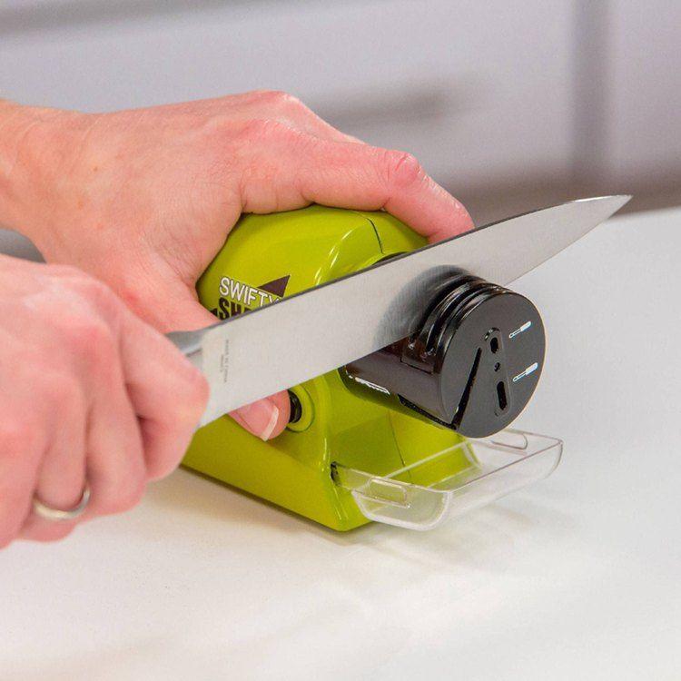 2017 afiador elétrico da faca que gira as pedras das pedras das pedras de cozinha das pedras de cozinha dos condutores de parafusos