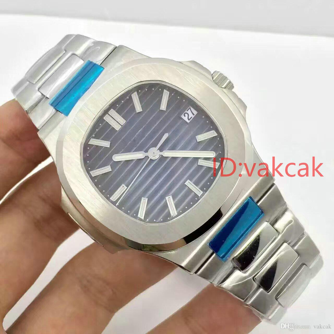 0b696762355 Hot Selling Luxury High Quality Automatic Mechanical Watch Blue Dial ...