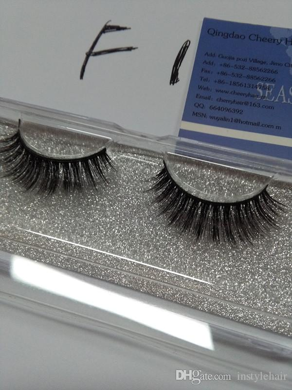 87248b8a838 3D False Fake Eyelashes Full Strip Lashes Volume Eyelash Extensions ...