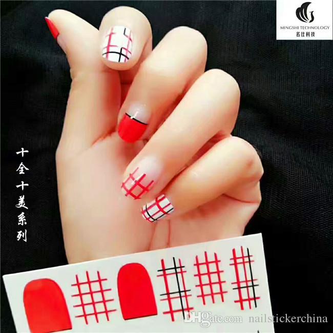 Decal Diy Decorations China Supplier Nail Art Paint Uv Gel Nail