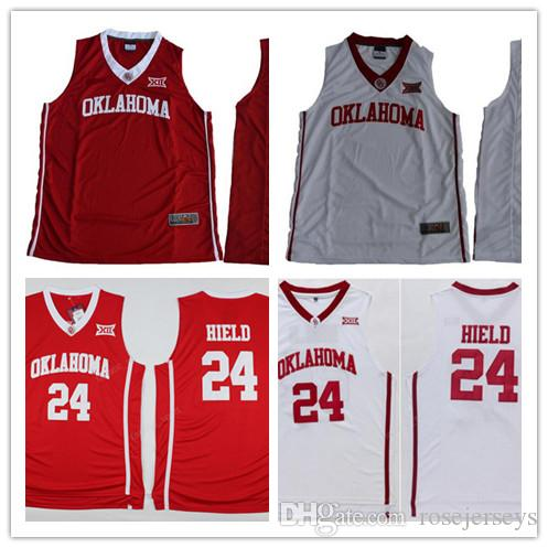 fadcad82ff6 ... 2017 Custom Mens Oklahoma Sooners College Basketball Red White Personalized  Stitched Any Name Any Number Customized . ...
