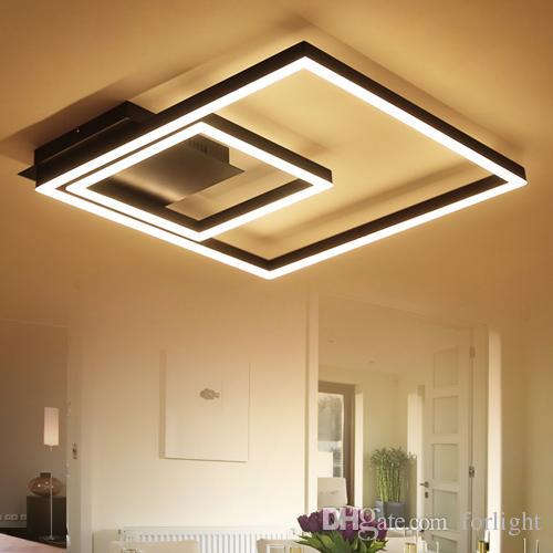 Newest Design Creative Artistic Post-modern Led Ceiling Lights ...