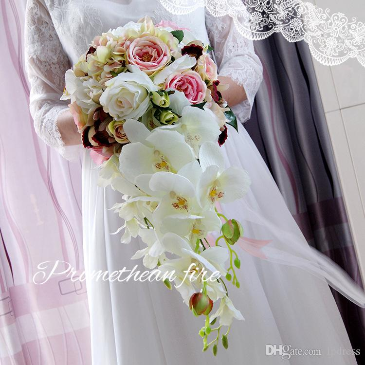 Gorgeous Bridal Bouquets Wedding Flowers For Choice New Arrival Big ...