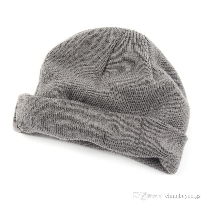 Fashion Smart Winter Cap Bluetooth Music Knitted Hat Soft Warm Wireless Headphone Headset Speaker Mic Bluetooth Music Hat