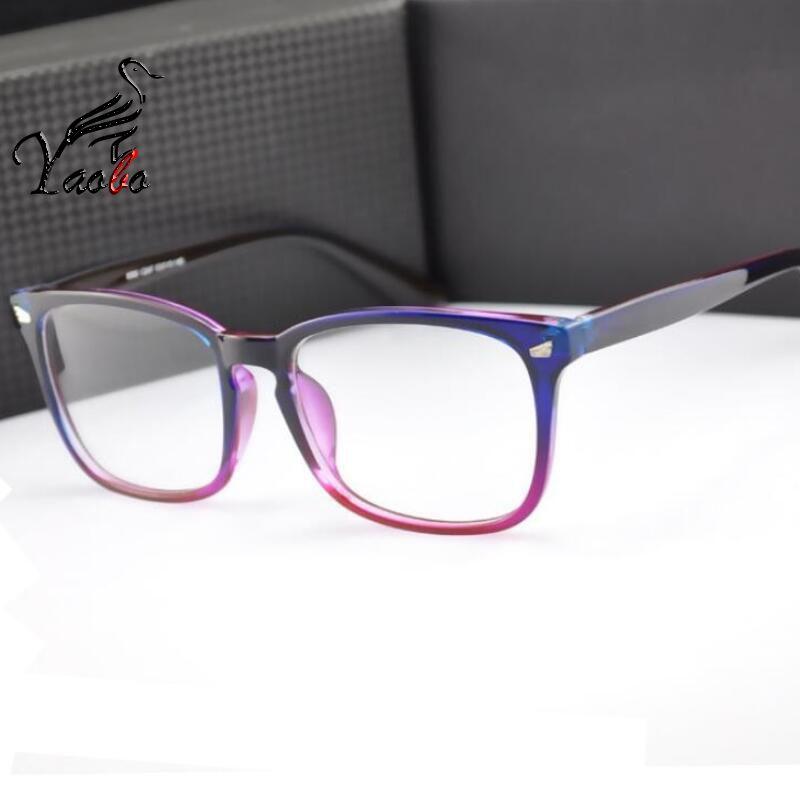 551116df1965e 2019 Yaobo New Women Eyeglasses Retro Vintage Optical Reading Spectacle Eye  Glasses Frame Men Women Brand Designer Oculos De Grau Femininos From ...