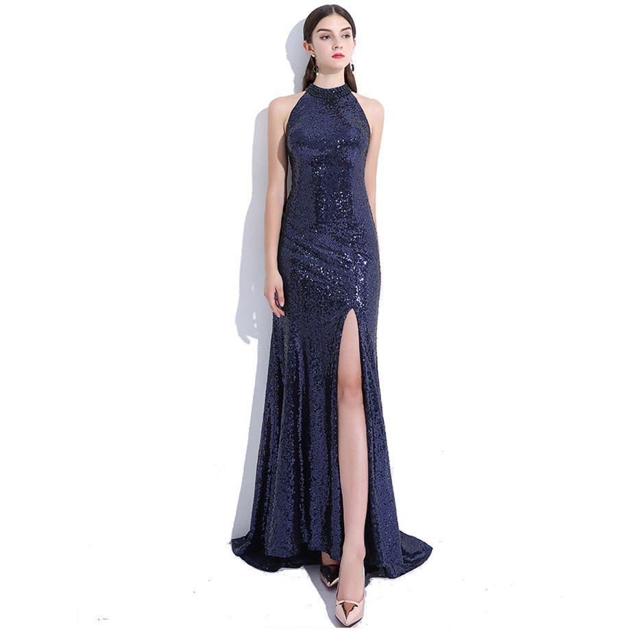6cf32dfcc1afa CEEWHY Court Train Long Dress for Prom Dresses Beading Sequined Abendkleid  Robe Longue Mermaid Evening Dress Vestido Festa