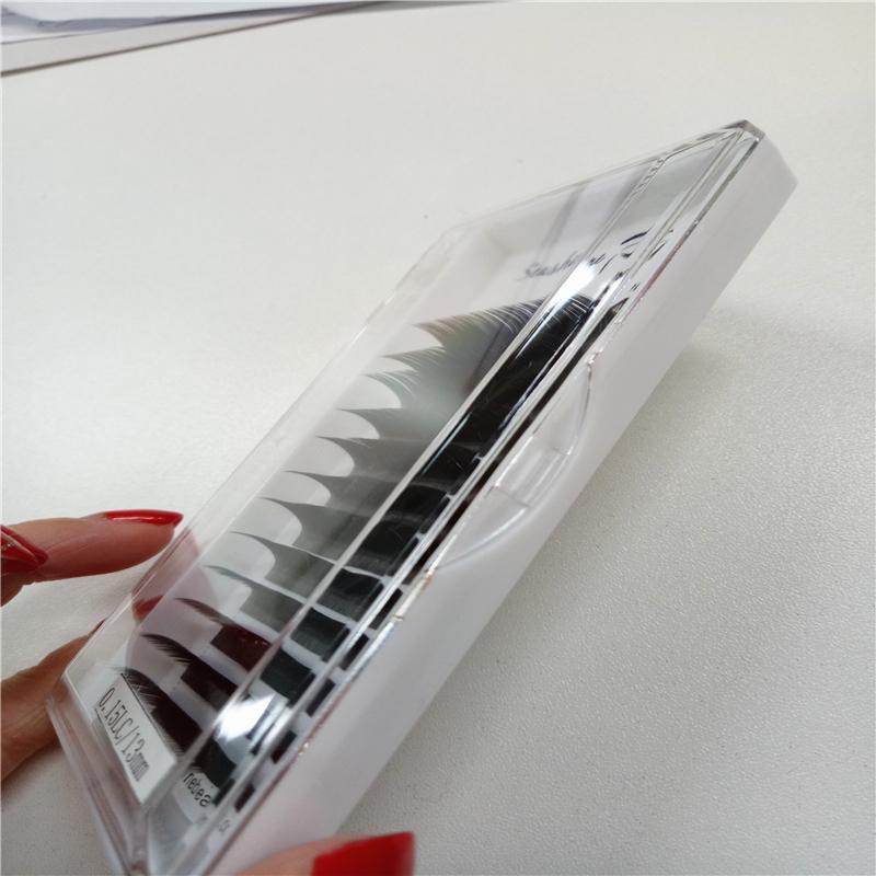Hot sales Natural Long 3D Eyelash Extension Individual Lashes False Lashes Fake Lash for